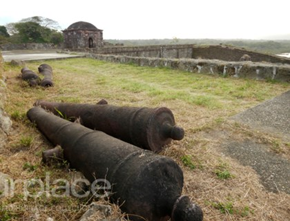 Fortifications on the Caribbean Side of Panama -Portobelo-San Lorenzo