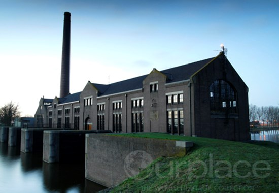 Ir.D.F. Woudagemaal - D.F. Wouda Steam Pumping Station