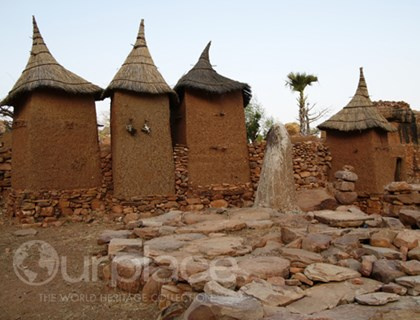 Cliff of Bandiagara (Land of the Dogons)