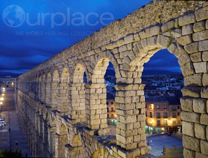 Old Town of Segovia and its Aqueduct