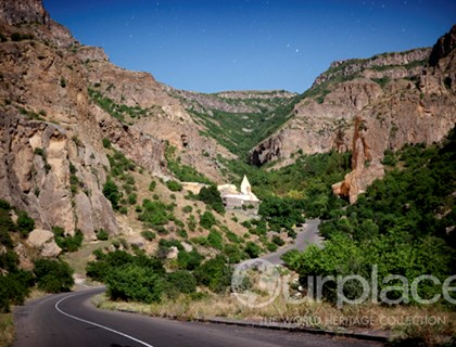 Monastery of Geghard and the Upper Azat Valley