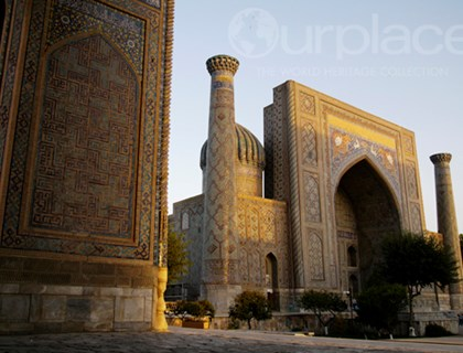 Samarkand – Crossroads of Cultures