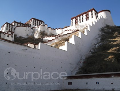 Historic Ensemble of the Potala Palace, Lhasa