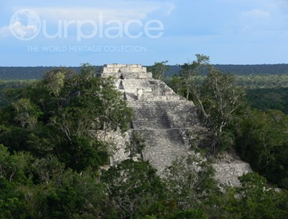 Ancient Maya City of Calakmul, Campeche