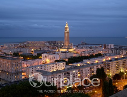 Le Havre- the City Rebuilt by Auguste Perret